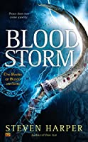 Blood Storm 0451468473 Book Cover