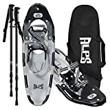 Best Snowshoes - ALPS Lightweight Men Snowshoes kit +Trekking Poles,Carrying Tote Review