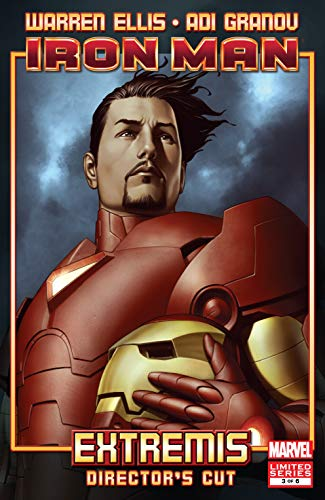 Iron Man: Extremis - Director's Cut (2010) #3 (of 6) (English Edition)