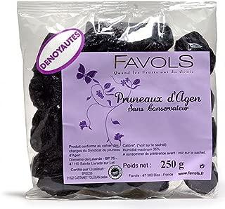 Favols Agen Pitted Prunes - Pruneaux d'Agen - 8.8 oz.