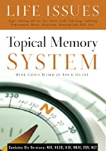 Topical Memory System: Life Issues, Hide God's Word in Your Heart