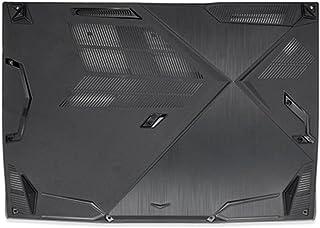 Laptop Bottom Case Cover D Shell for MSI GF65 Black