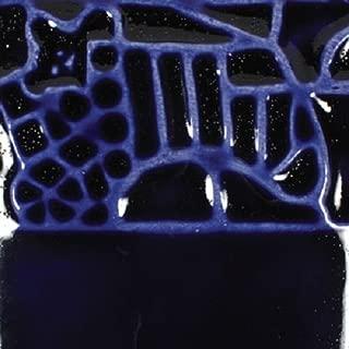 Mayco Elements Glaze, Mirror Blue EL-134, 1 Pint