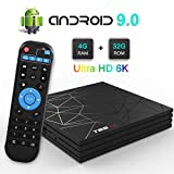 TV Box, TUREWELL T95 Max Android 9.0 TV Box Chip H6 Quad-core...
