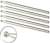 AGT Zubehör zu Gravurgerät: Diamantspitzen für den AGT-Gravurstift, 5er-Set (Gravierstifte)