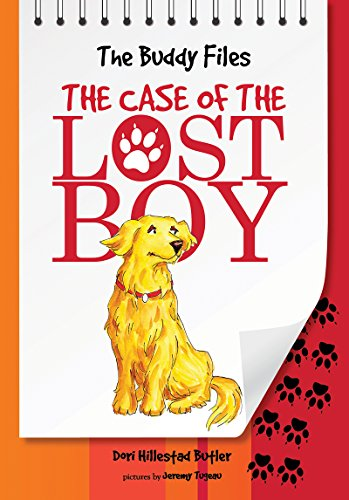 The Case of Lost Boy (The Buddy Files Book 1) (English Edition)
