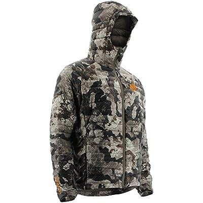 Nomad Outdoor Men's Duodown Jacket, Veil Cervidae, XX-Large