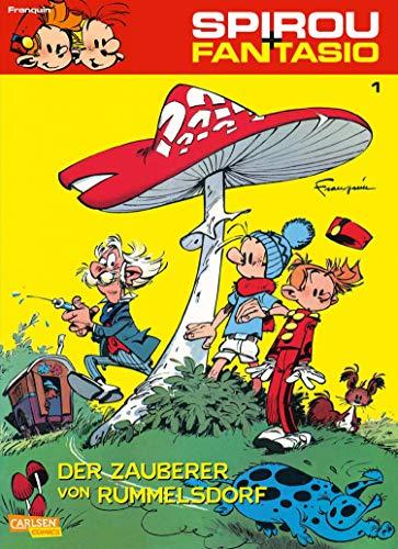 Spirou und Fantasio 1: Der Zauberer von Rummelsdorf