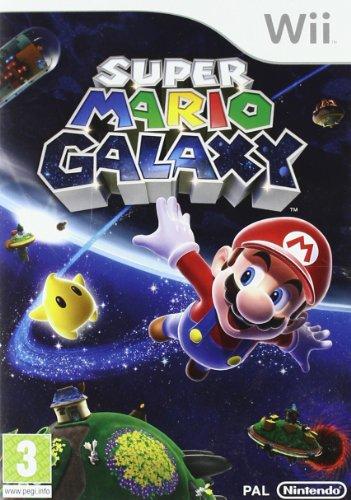 Super Mario Galaxy [Importer espagnol]