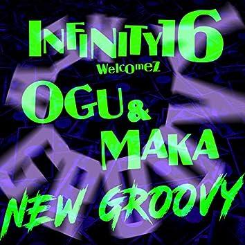 NEW GROOVY welcomez OGU & MAKA