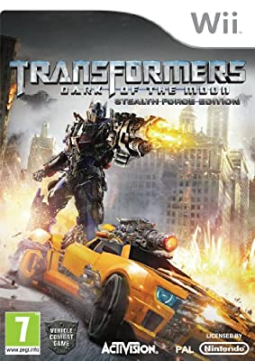 Transformers: Dark of the Moon - Stealth Force Edition (Wii)