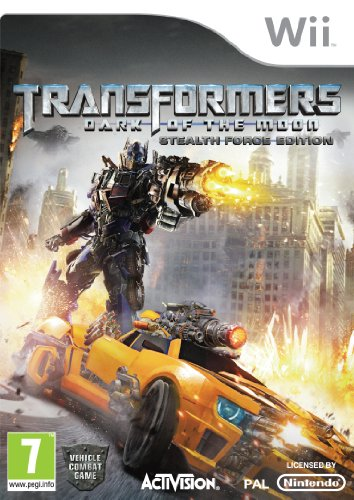 Transformers: Dark of the Moon - Stealth Force Edition - Bundle [Importación Inglesa]