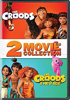 The Croods  2-Movie Collection [DVD]