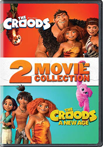 The Croods: 2-Movie Collection [DVD]