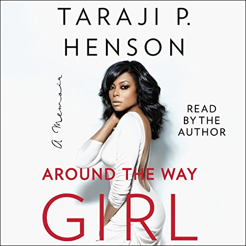 Around the Way Girl audiobook cover art