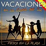 Vacaciones en la Costa del Sol. Fiesta en la Playa