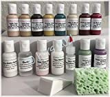 The Art & Magic of Reborning WaterBorne AIR Dry Paints Doll Makers Set