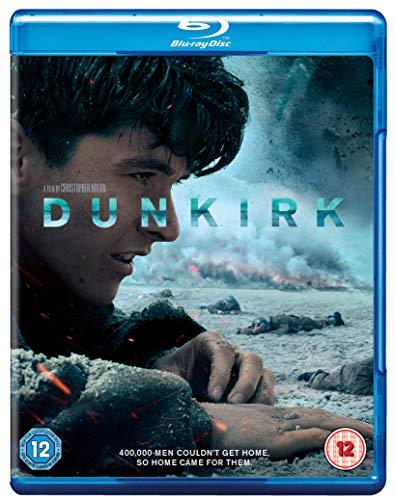 Dunkirk [Blu-ray] [2017] [Region Free]