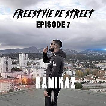 Freestyle de street épisode 7
