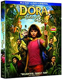 Dora and the Lost City of Gold debuts on Digital Nov. 5 and on Blu-ray, DVD Nov. 19 from Paramount