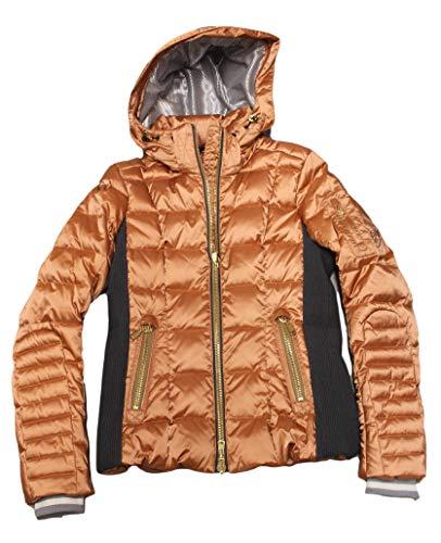 Bogner Damen Skijacke Ski Jacke Uma - D Braun Grau