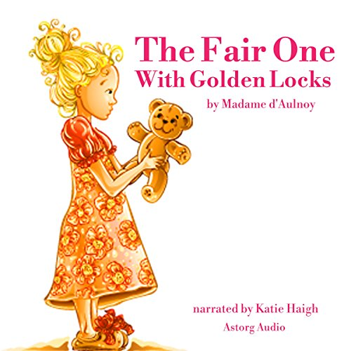 The Fair One With Golden Locks audiobook cover art