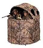 Ameristep 2185 2-Man Tent Chair Blin