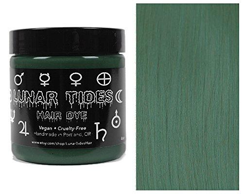 Lunar Tides Haarfärbemittel Semipermanenter Haarfarbstoff Smokey Green Grün