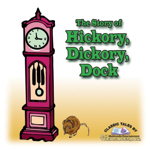 Page de couverture de The Story of Hickory, Dickory, Dock