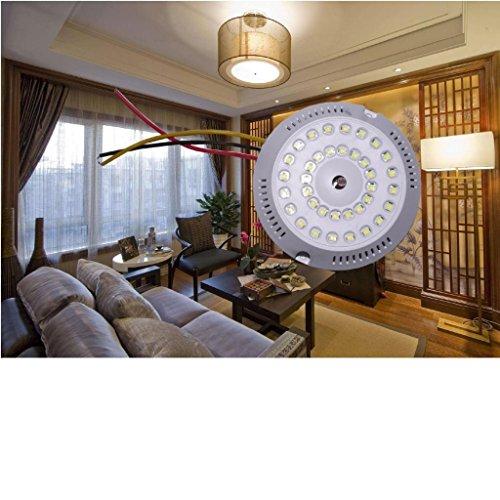 MERIGLARE Lámpara de Techo Automática Lámpara de Techo 220V 18W Módulos de Luz