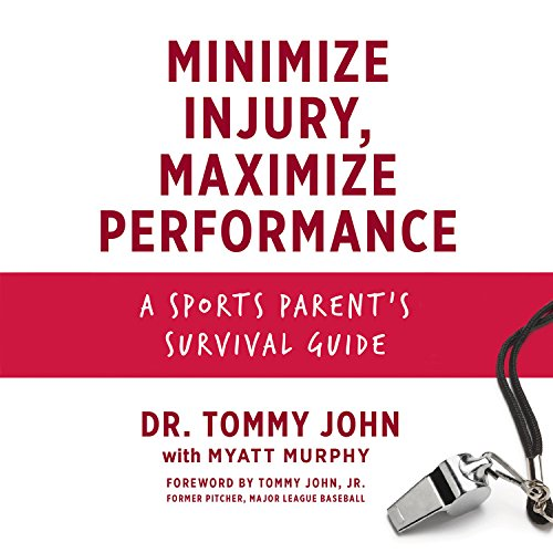 Minimize Injury, Maximize Performance  By  cover art