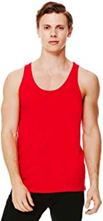 and Canvas Unisex Adults Jersey Tank Top