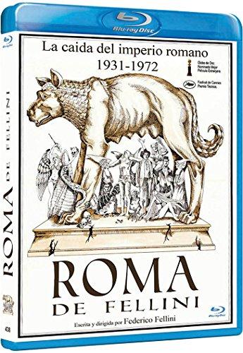 Roma de Fellini BDr 1972 Roma [Blu-ray]