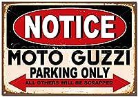 お知らせ駐車場専用サービスティンサイン