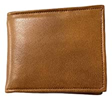 OX Camel Leather For Men - Bifold Wallets