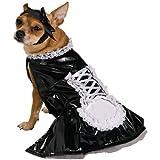 Rubie's Costume 885963 Co French Maid Pet Halloween Costume, Medium, Multicolor