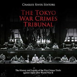 The Tokyo War Crimes Tribunal cover art