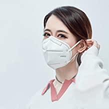 WSX KN95 Anti-Pollution Face Mask - PACK OF 2
