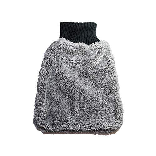 DOMENICO LA MACCHINA Spritz MUFF - der ultimative Deluxe Auto Handschuh Waschhandschuh, Mikrofaser