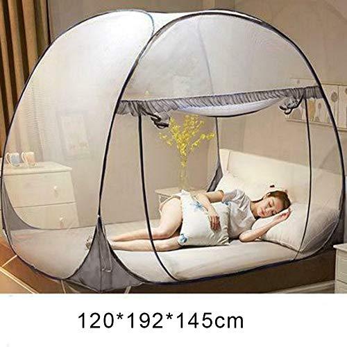 Vtops Tente anti-moustique en maille pour intérieur ou extérieur