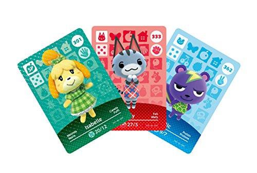 Animal Crossing amiibo-Karten Pack (Serie 4) - 2