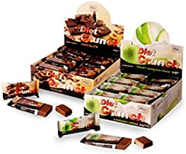 Best Protein Diet Crunch – 32 Barritas de 35 gr Chocolate Estimated Price : £ 32,52