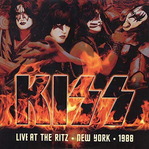 Live at the Ritz New York 1980 (Vinyl Orange Box 3 Lp) [Vinyl LP]
