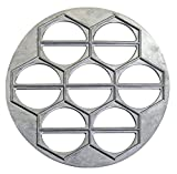 Dumpling Maker – Aluminum Vareniki and Dumpling Mold - Russian Ukraine Vareniki Pelmeni Ravioli Metal Mold - Dumplings Ravioli Vareniki Maker Machine –Vareniki Ravioli Pierogi form – 1306476