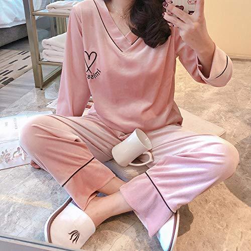 RHRD Pijamas para mujerPijama de veranoPijama de Mujer con