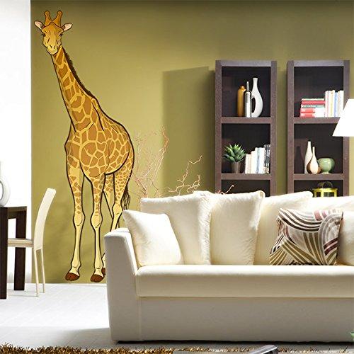 Sticker Girafe 92x250 cm