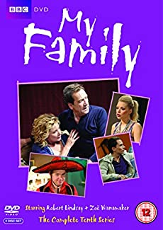 My Family - The Complete Tenth Series