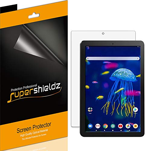 (3 Pack) Supershieldz for RCA 10 Endeavor (10 inch) Screen Protector, High Definition Clear Shield (PET)