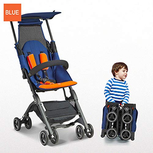 Lowest Price! GXGX Foldable Lightweight pram Baby Stroller - for Flight Boarding Outdoor and Travel ...