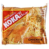 Koka Oriental Style Instant Noodles - Chicken Flavour - 30 Packets